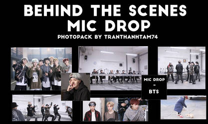 Photopack Mic Drop by tranthanhtam74