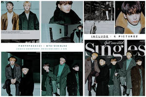 PHOTOPACK [2] BTS/SINGLES by jungchanpark by justblackssi