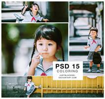 PSD clr 15 by justblackssi