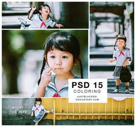 PSD clr 15 by justblackssi by justblackssi