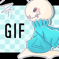 [GIF] Virus!Cry - Gotta go fast! by Nadi-Chan