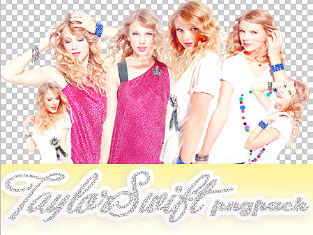 Taylor Swift png pack by:doree