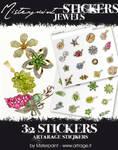 Jewels Stickers - ArtRage3
