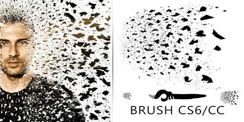 Displacement Brush