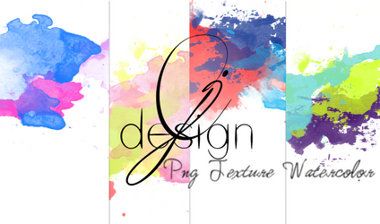Watercolor Pack Png|Texture-CamjDesign