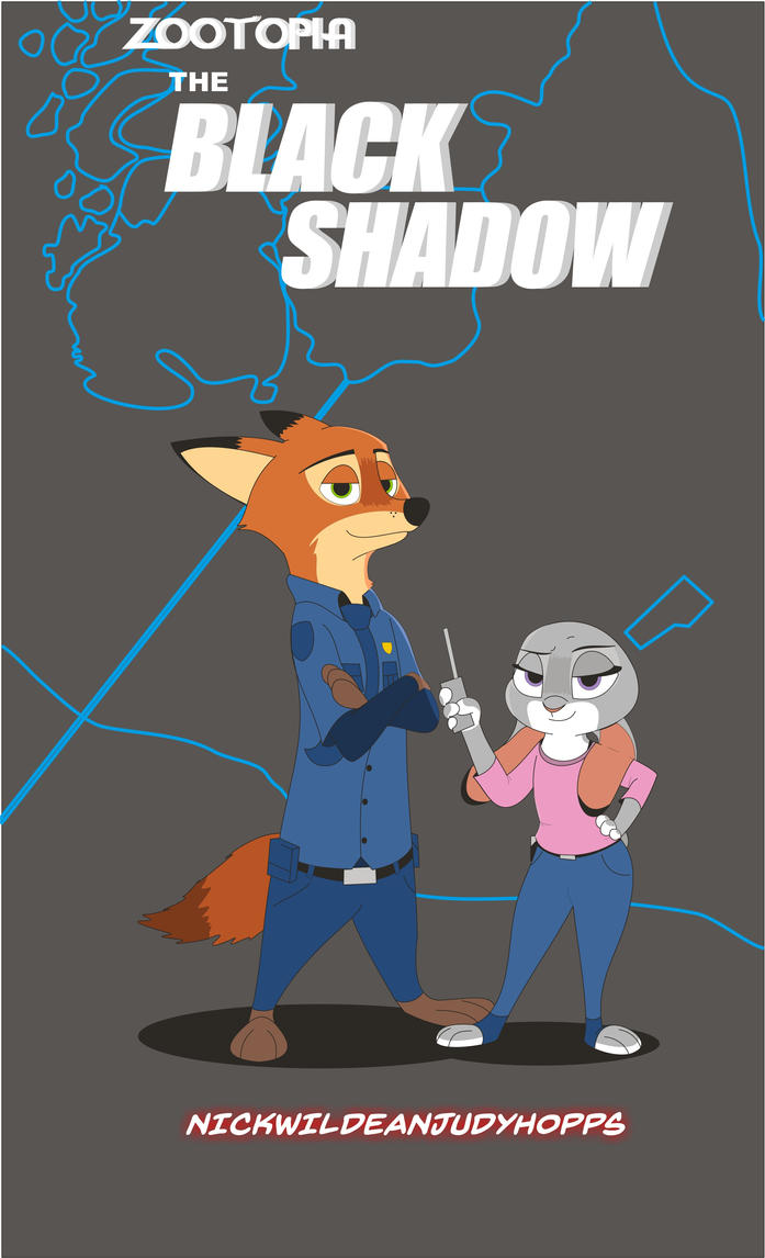 The Black Shadow Chapter 3 - A Zootopia Fanfic by
