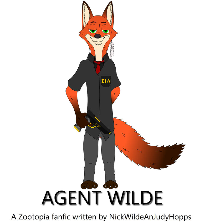 Zootopia Fanfic: Agent Wilde Ch 2- A Zootopia Fanfiction By