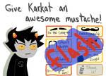 Make Karkat Look Dapper