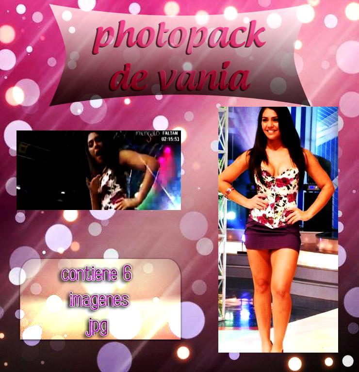Sesion De Fotos de Vania Bludau by Rosario-Editions
