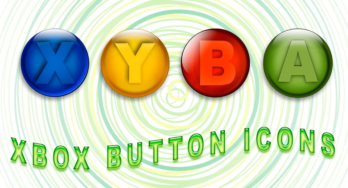 Xbox 360 Buttons Icons by Retoucher07030Xbox X Button
