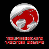 Thundercats Logo Vector Shape by Retoucher07030