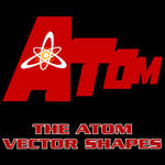 The Atom Vector Shapes