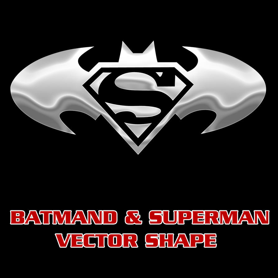 Batman superman by pipe182motas on deviantart batman superman combo shape by retoucher07030 biocorpaavc Choice Image