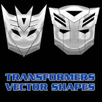 Transformers Vector Shapes by Retoucher07030