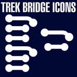 Trek XI Bridge Icons Set 1