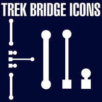 Trek XI Bridge Icons Set 2 by Retoucher07030