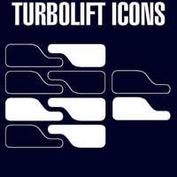 Trek XI Turbolift Icons by Retoucher07030