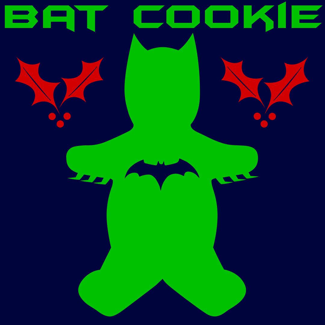 Bat Cookie Shape by Retoucher07030