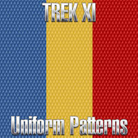 Star Trek XI Fabric Patterns by Retoucher07030