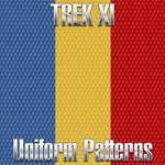Star Trek XI Fabric Patterns