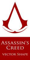 Assassin's Creed Vector Shape