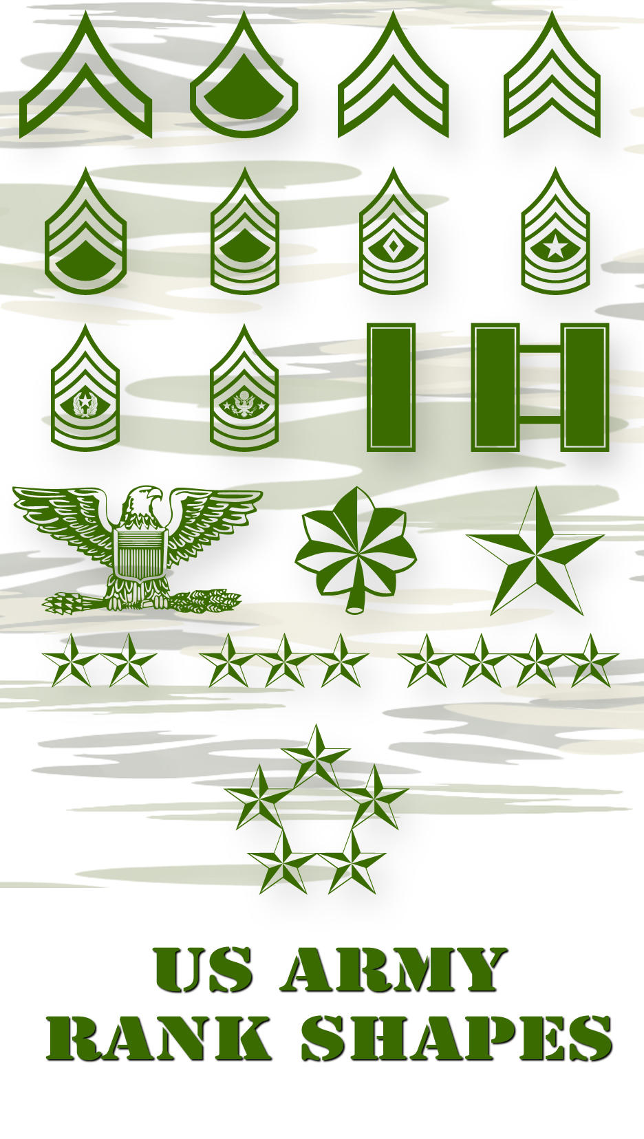 us army ps vector shapes by retoucher07030 on deviantart