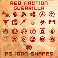 Red Faction Guerrilla Shapes