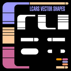 LCARS Vector Shapes