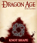 Dragon Age PS Knot Shape