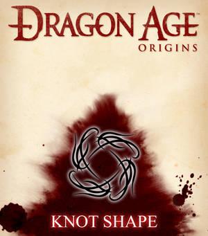 Dragon Age PS Knot Shape