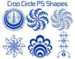 Crop Circle PS Shapes