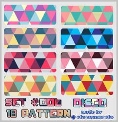PATTERN SET 006 - Disco