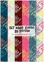 PATTERN SET 009 - Classic by AndreeaArsene