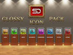Glossy Icon Pack