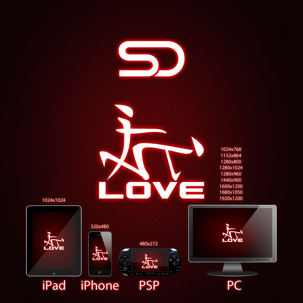 Love Wallpapers Pack : Love Wallpaper Pack by shady06 on deviantART