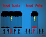 Luck vs. Fate Wallpaper Pack