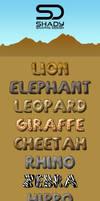 Safari Layer Styles