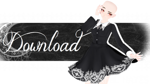 .:Black Moon Dress Download:.
