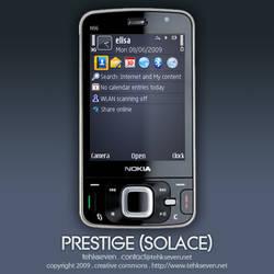 S60 Theme: Prestige Solace by tehk7