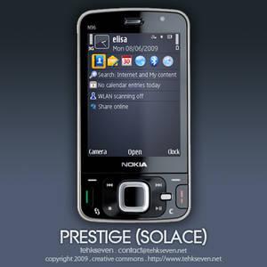 S60 Theme: Prestige Solace