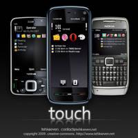 S60 Theme: Touch Zen by tehk7