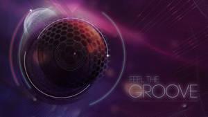 Feel the Groove - Wallpaper