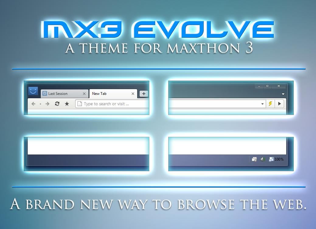 Mx3 Evolve v1.7 by Decaytion