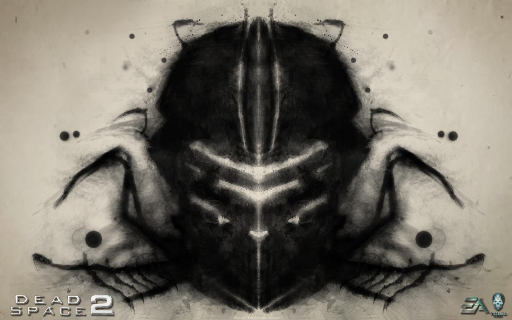 Dead Space 2 Wallpaper By Graphvick On Deviantart