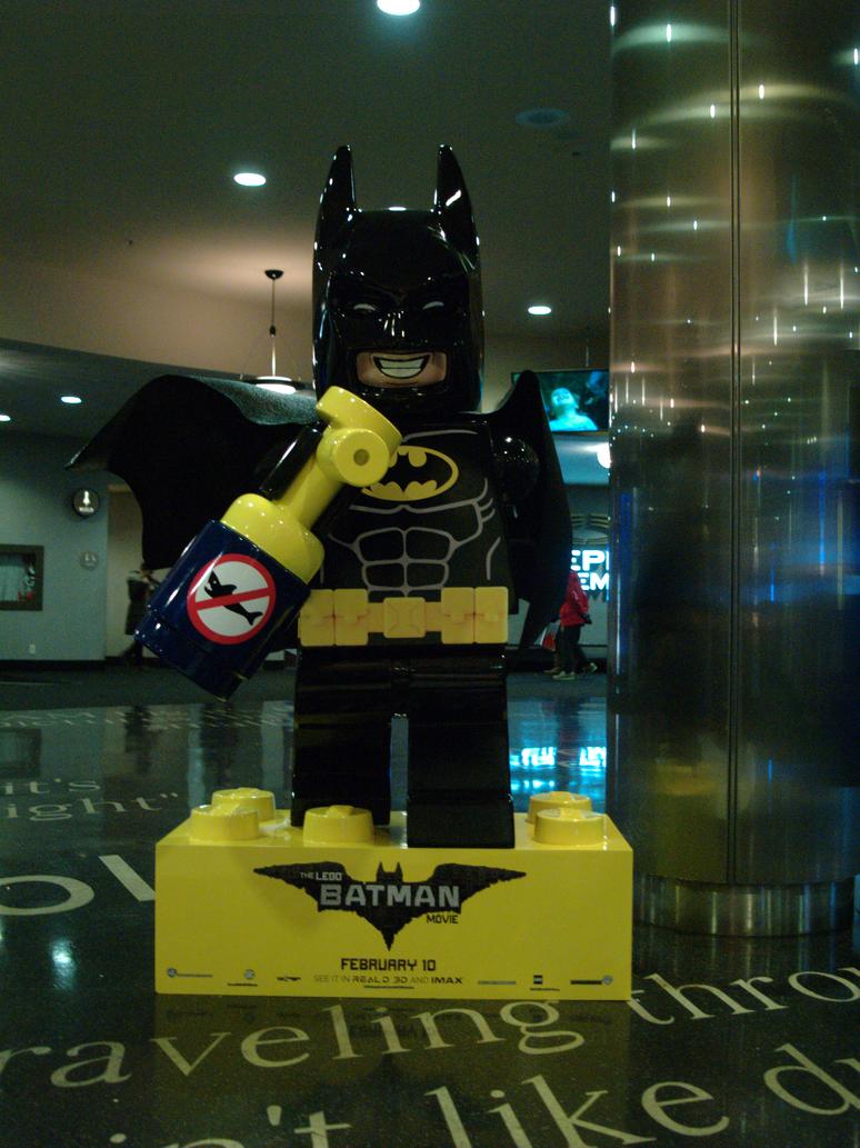 Lego Batman by Neville6000