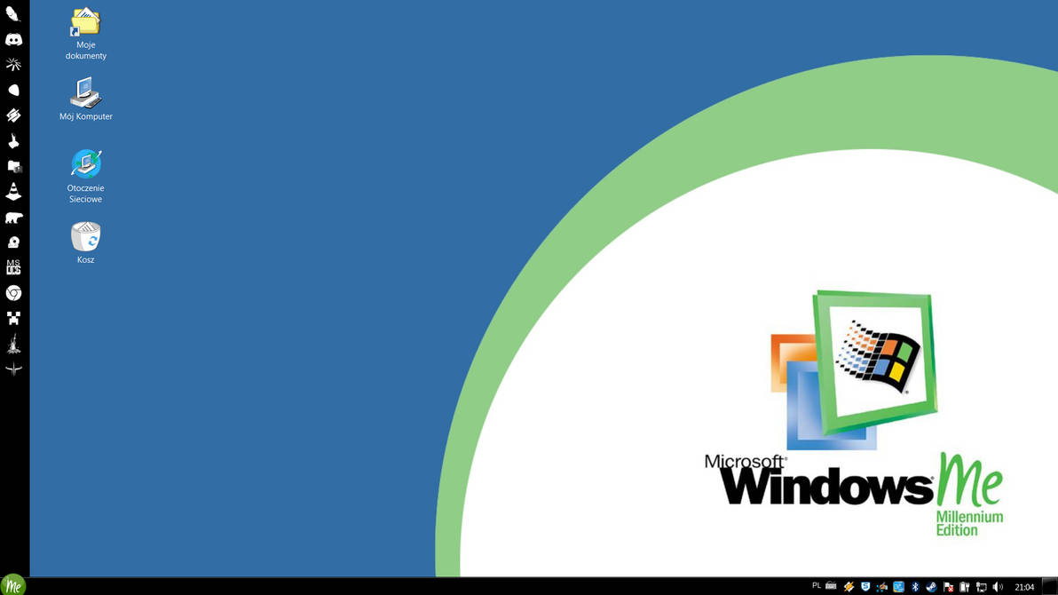 New Windows Me v 2 0 by qbaquest on DeviantArt