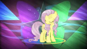 Crystal pony Flutters
