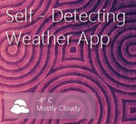 Self-Detecting Weather for Rainmeter