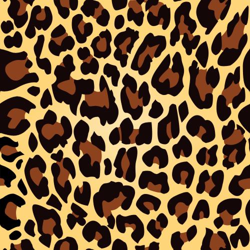 animal print seamless pattern - photo #1