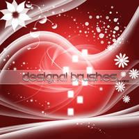 Designal brushes by Flina-Stock